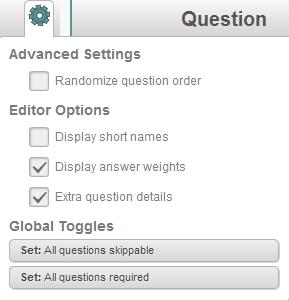Question Details